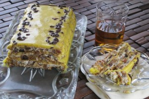 Vera Somek-splitska torta