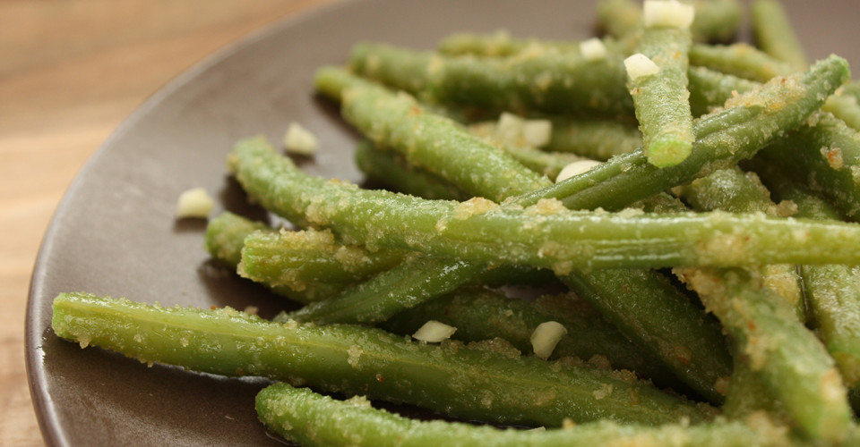 recipe: fried green beans with bread crumbs [29]