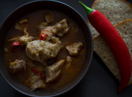 Čobanac (Slavonian shepherd stew)
