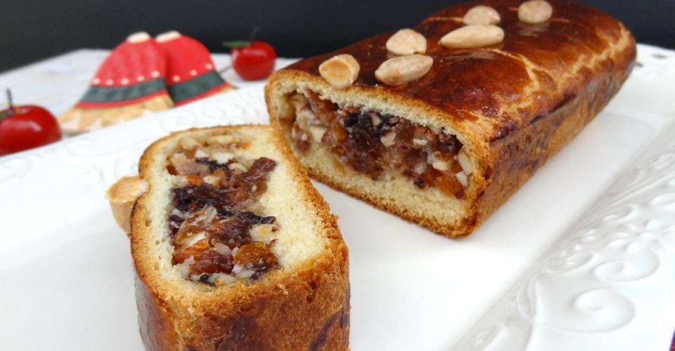 Voćni kruh