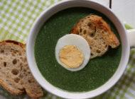 Gusta juha od kopriva