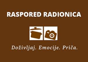 Raspored radionica