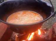 Kettle – outdoor gastronomy