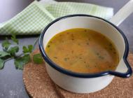 Jednostavna juha od povrća