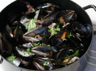 Mussels – Lokrum style